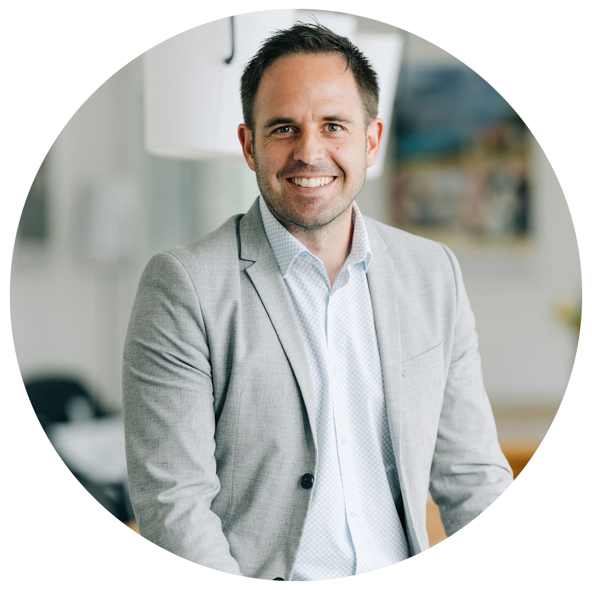 Chris Rosser, CEO